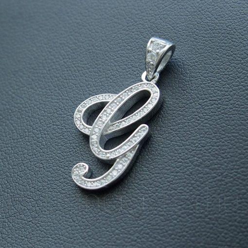 Betű medál G