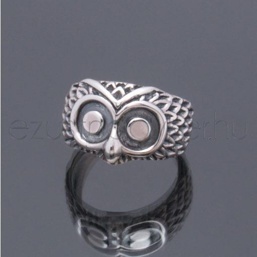 Bagoly gyűrű