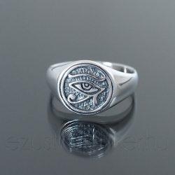 Hórusz szeme pecsétgyűrű