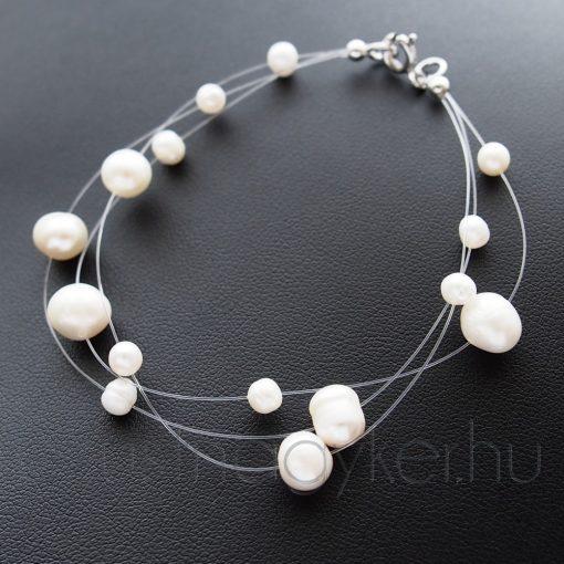 Damilos Gyöngy karkőtő - Fehér