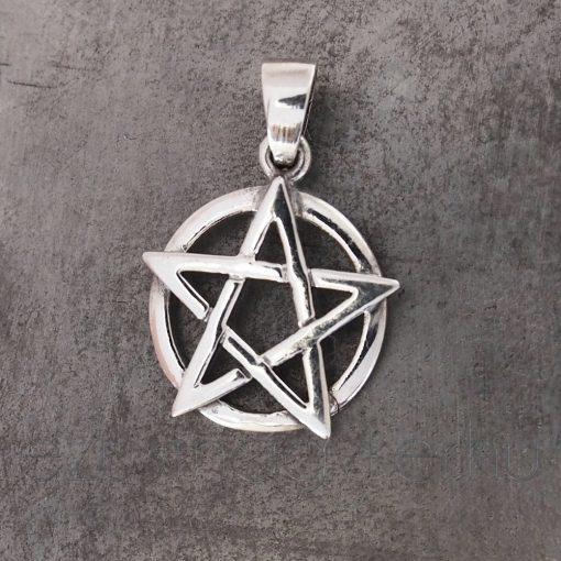 Pentagramm medál