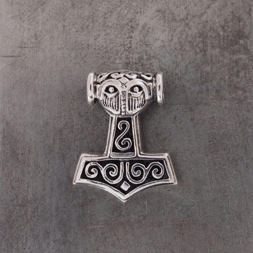 Thor kalapácsa medál szem