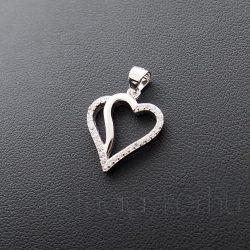 Szívben szív medál 2
