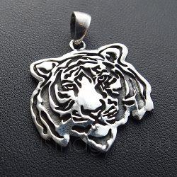 Tigris ezüst medál