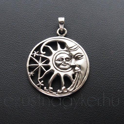 Nap-Hold-Csillagok-Szél medál