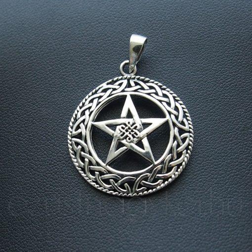 Pentagramma végtelen fonattal