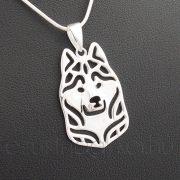 Kutya ezüst medál 2
