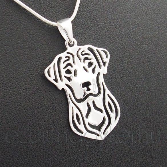Kutya ezüst medál 1