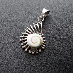 Shiva ezüst csiga