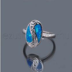 Opál gyűrű S görög
