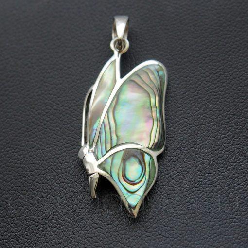 Paua Pillangó medál