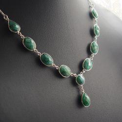 Smaragd ezüst nyakék