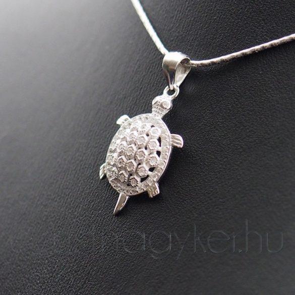 Teknős medál