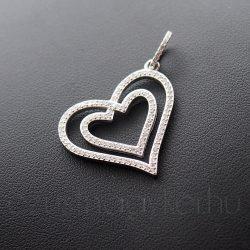 Szívből szív medál