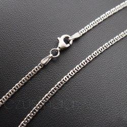 Charles ródiumozott ezüst nyaklánc