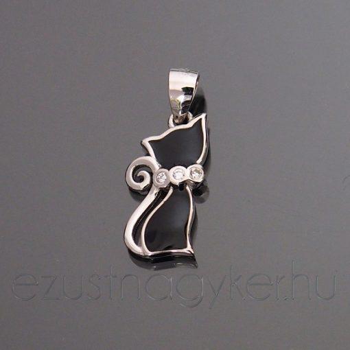 Fekete Cica Ezüst medál