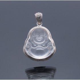 Buddha ezüst medálok