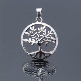 Életfa, Élet virága ezüst medálok