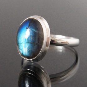 Valódi köves ezüst gyűrűk