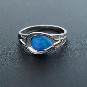 Opál ezüst gyűrűk