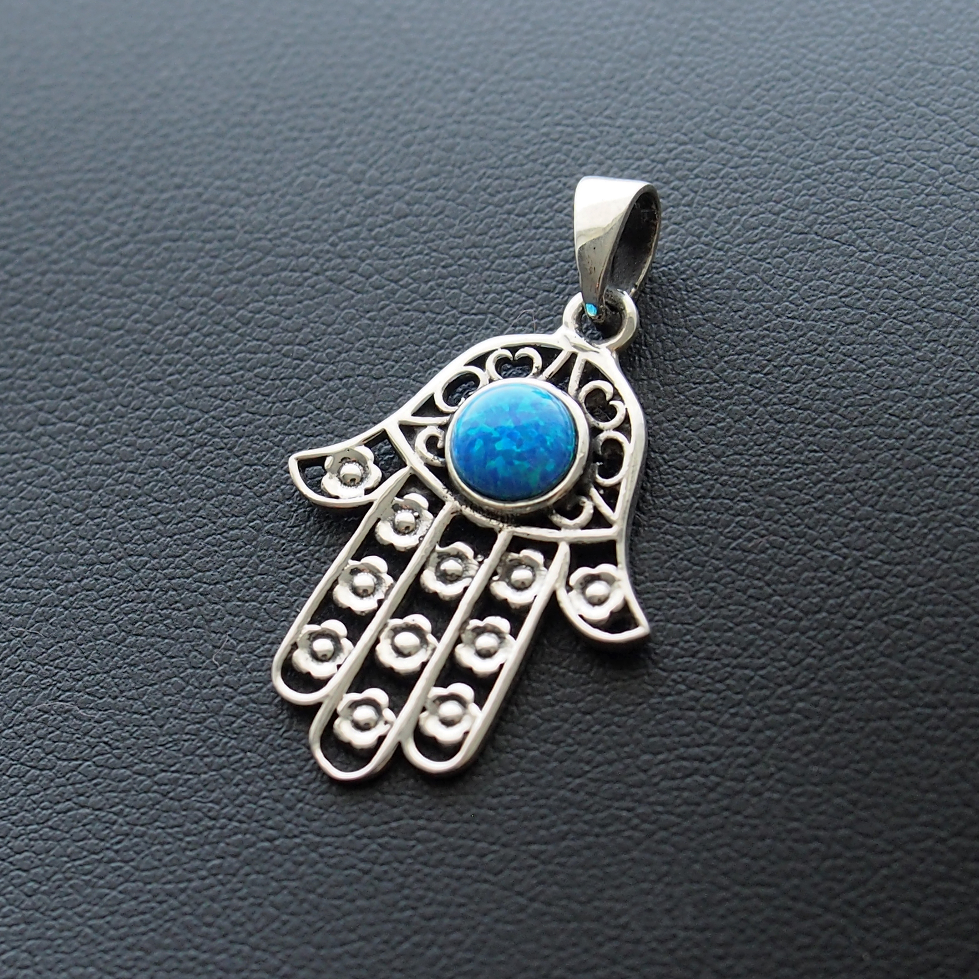 Hamsa / Fatima Keze szimbólum